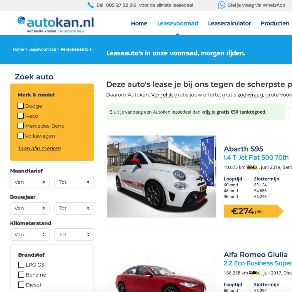 Conversie optimalisatie, webdesign & online marketing