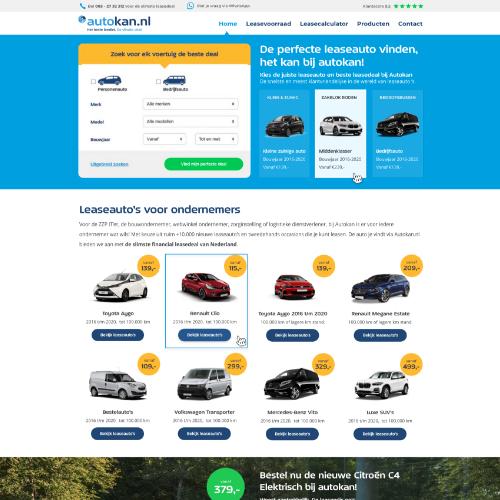 Strategie, design & online marketing